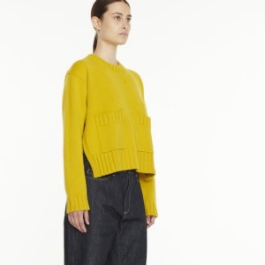 Studio Nicholson Neito Side Split Knit Piccalilli (Women)