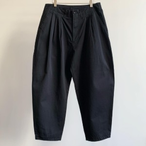 Porter Classic Satchmo Chinos Black