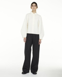 Studio Nicholson Mulder Shirt Milk (Women)