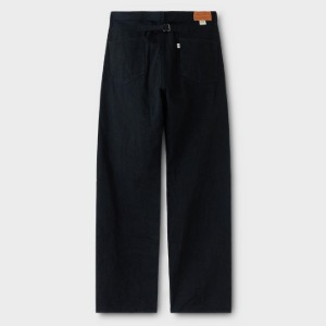 "Phigvel Classic Black Jeans ""301"" Wide"