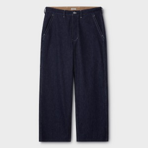 Phigvel Denim Painter Trousers Indigo Rigid