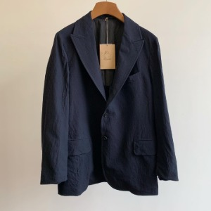 Kaptain Sunshine Semi-peaked 3B Jacket Navy