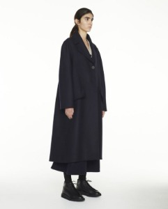 Studio Nicholson Christensen Coat Dark Navy (Women)