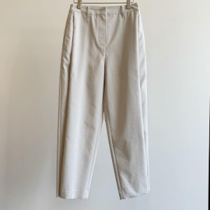 Amomento Snap Garconne Pants Cream