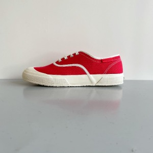 Kaptain Sunshine X Superga Trainer Low Shoes Red