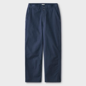 Phigvel Canvas Painter Trousers French Navy