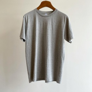 Velva Sheen Tubular T-Shirt H.Grey