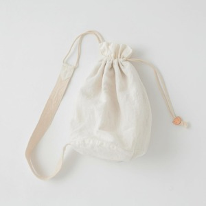 Phlannel X UTO Duffle Bag White