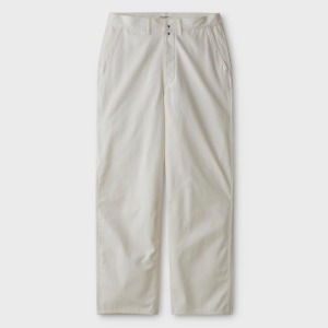 Phigvel Canvas Painter Trousers Off White