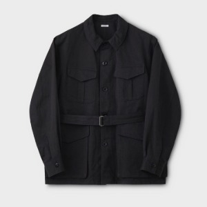 Phigvel C/L Tropical Jacket Dust Black
