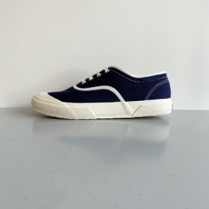 Kaptain Sunshine X Superga Trainer Low Shoes Navy