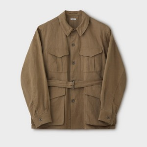 Phigvel C/L Tropical Jacket Safari Khaki