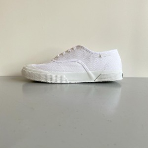 Kaptain Sunshine X Superga Trainer Low Shoes White