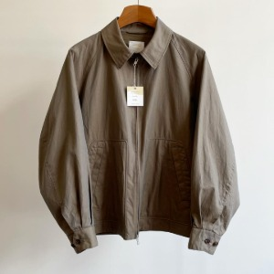 Phlannel SOL Harrington Jacket Khaki (Mens)