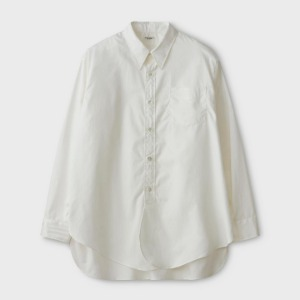 Phigvel Long Dress Shirt Off White